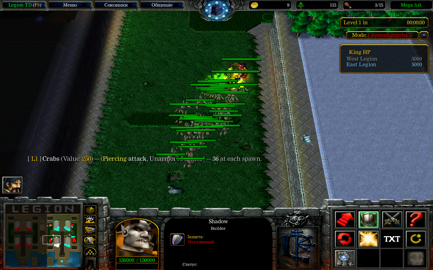This map is a classic maul style tower defense with strict waypoints teammazing and some nostalgia